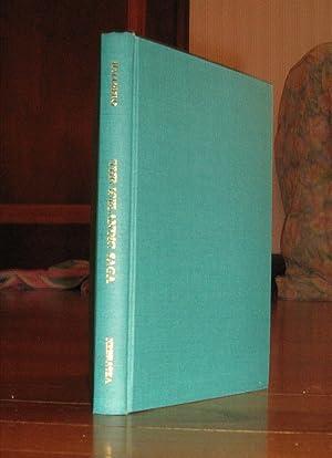 The Icelandic Saga: Hallberg, Peter ,