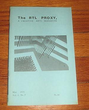 The RTL Proxy, A Creative Arts Magazine: Giangreco, Joseph; Miller,
