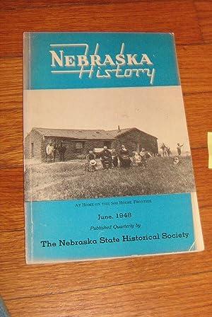 Nebraska History : A Quarterly Magazine: Volume: Olsen, James P.