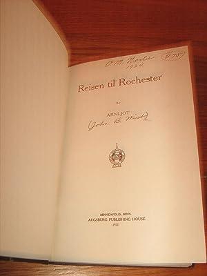 Reisen til Rochester (Journey to Rochester): Arnljot (Johannes Benjamin Wist)