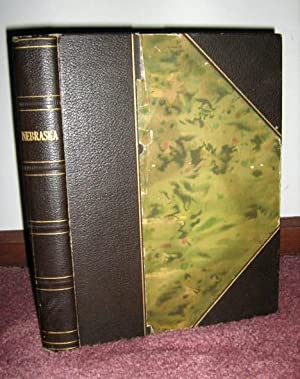 Nebraska : Special Limited Supplement (Nebraska : The Land and the People): Sheldon, Addison E. (...