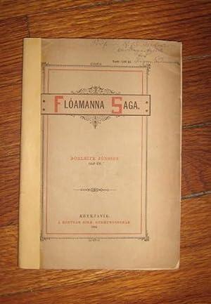 Floamanna Saga: Jonsson, Porleifr