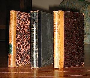 Udsigt over den Norske Historie (three volumes): Sars, J. E.