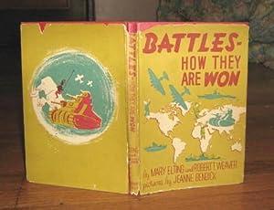 Battles HowThey are Won: Elting, Mary; Weaver,