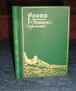 Poems and Sketches of Nebraska: Sheldon, Addison Erwin