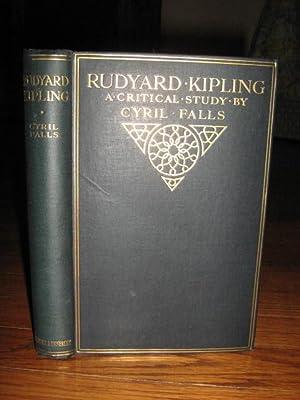 Rudyard Kipling: A Critical Study: Falls, Cyril