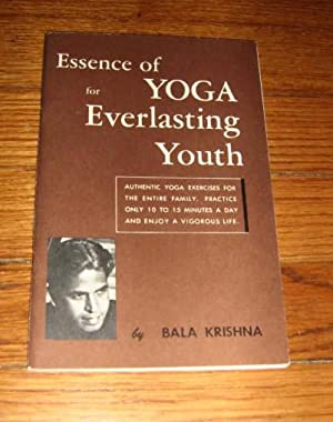 Essence of Yoga for Everlasting Youth