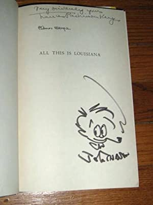 All This is Louisiana : An Illustrated Story Book: Keyes, Frances Parkinson