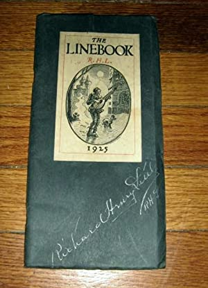 The Linebook 1925 : A Line O': Little, Richard Henry