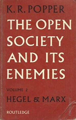 The Open Society and its Enemies: Volume: K.R. Popper