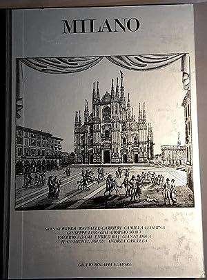 Milano.: Brera Gianni, Carrieri Raffaele, Cederna Camilla, Luraghi Giuseppe, Soavi Giorgio.