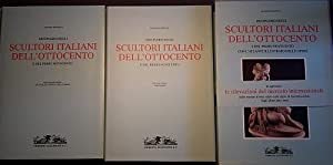 Dizionario degli scultori italiani dell'Ottocento e del primo Novecento. Volume primo ...