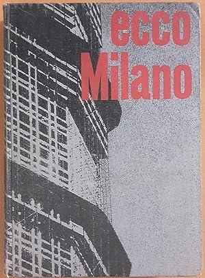 Ecco Milano.: Aa. Vv.
