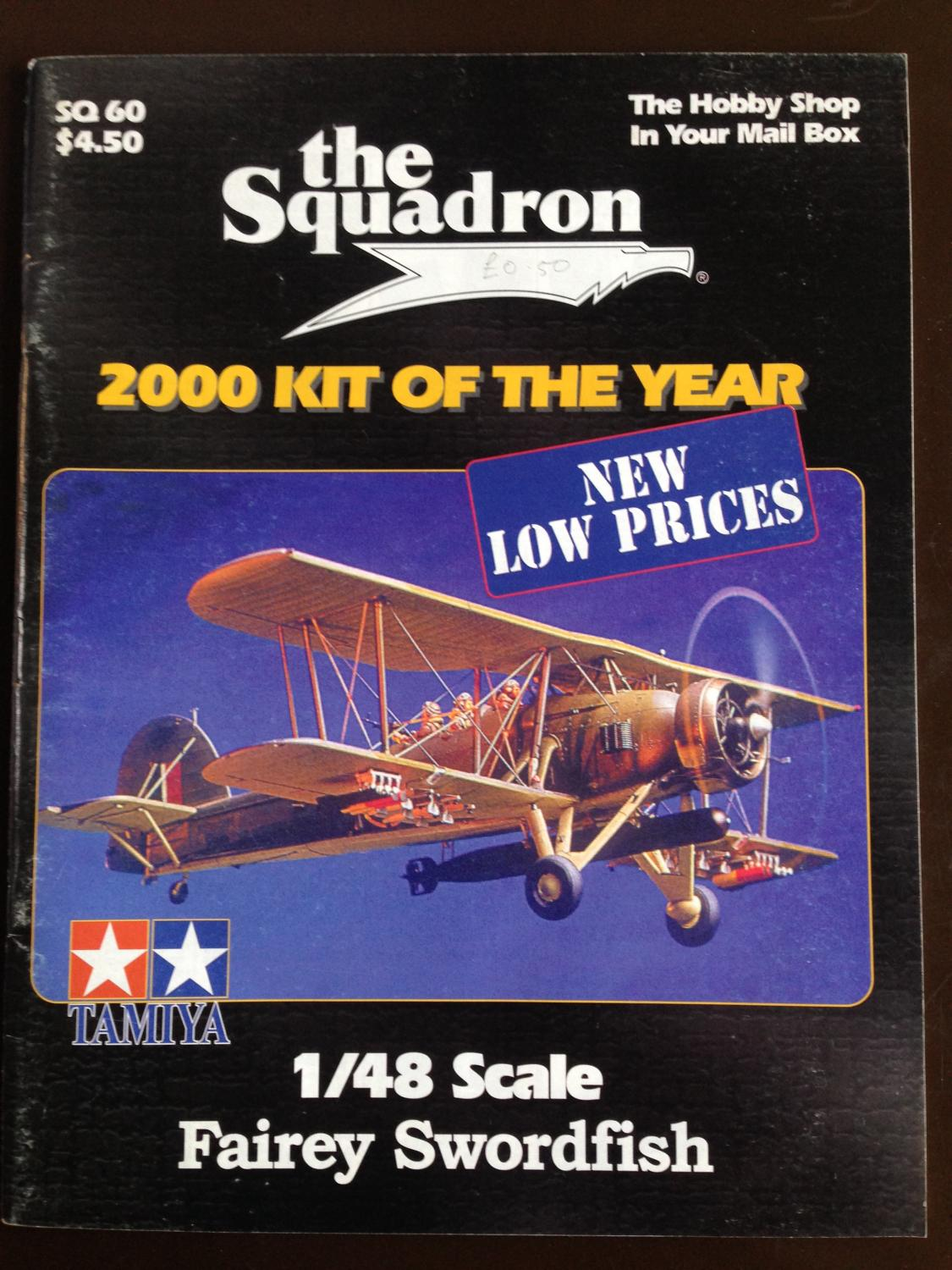 the squadron mail order catalogue