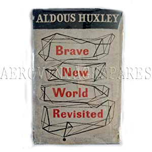 the price of balance in brave new world a novel by aldous huxley In his foreword to the novel brave new world, aldous huxley envisioned this statement when he wrote: to make them love it is the task assigned, in present-day.