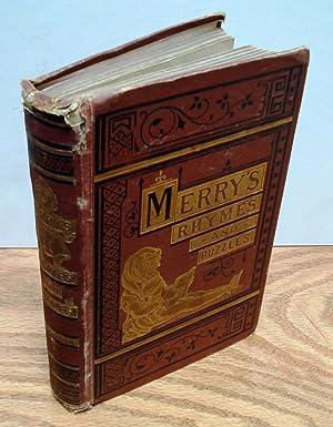 Merry's Book of Puzzles / Robert Merry's: Merry, Robert, editor