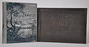 Vues du Zambèze. Album with 107 Original: Coillard, François (1834-1904):