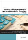 Gestión y análisis contable de las operaciones económico-financieras. Certificados de profesionalidad. Comercialización y administración de productos y servicios financieros - García Campo, María Isabel