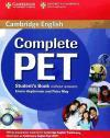 Complete PET Student's Book without answers with CD-ROM: AA.VV.