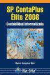 SP CONTAPLUS ÉLITE 2008. CONTABILIDAD INFORMATIZADA - MUR NUÑO, Mª ANGELES
