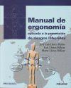 Manual de ergonomía aplicada a la prevención de riesgos laborales - Llorca Rubio, José Luis; Llorca Pellicer, Luis; Llorca Pellicer, Marta