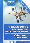 Celadores SAS: temario. Vol. II - SEGURA RUIZ, M.