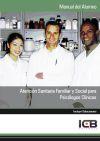 9788490211458 - Atención Sanitaria Familiar Y Social Para Psicólogos Clínicos - Libro