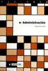 E-ADMINISTRACIÓN: Agustí Cerrillo