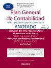 Plan General de contabilidad anotado: Ignacio Ruiz Albert;
