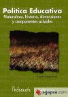 Política educativa: naturaleza, historia, dimensiones y componentes actuales: Iyanga Pendi, ...