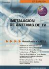 INSTALACIÓN DE ANTENAS DE TELEVISIÓN: ISIDORO BERRAL MONTERO