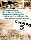 El feminicidio de Ciudad Juárez. Repercusiones legales: Mena García, Carmen;