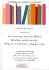 Cuadernos Teóricos Bolonia. Derecho de familia. Cuaderno: Lledó Yagüe, Francisco;