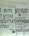 Tiposfera. Las nuevas tipografías: Gustavo Gili
