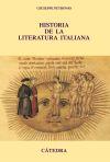Historia de la literatura italiana: Giuseppe Petronio