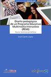 Diseño pedagógico de un Programa Educativo Multimedia: Clares López, Jose