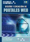 Diseño y creación de portales web: Gomez Lopez, Julio
