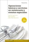 Operaciones básicas y servicios en restaurante y: GARCÍA ORTIZ, FRANCISCO;GARCÍA