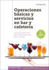 Operaciones básicas y servicios en bar y: GARCÍA ORTIZ, FRANCISCO;GARCÍA