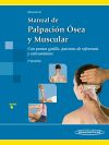 Manual de Palpación Ósea y Muscular
