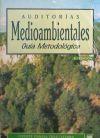 AUDITORÍAS MEDIOAMBIENTALES. GUÍA METODOLÓGICA: CONESA, V.