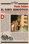 El giro semiótico: Paolo Fabbri