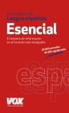 Diccionario esencial de la lengua española: VV.AA.