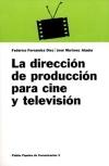 La dirección de producción para cine y: José Martínez Abadía;