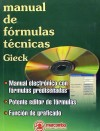 Manual de fórmulas técnicas (+ cd): Kurt Gieck