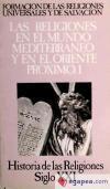 Historia de las religiones. Vol. 05. Formación: A. . [et