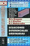 Ecuaciones diferenciales ordinarias. Breve exposición del material: Krasnov, M.L., Kiseliov,