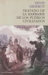 Tratado de la barbarie de los pueblos: Diderot, Denis ;