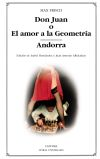 Don Juan o El amor a la: Frisch, Max; Hernández,