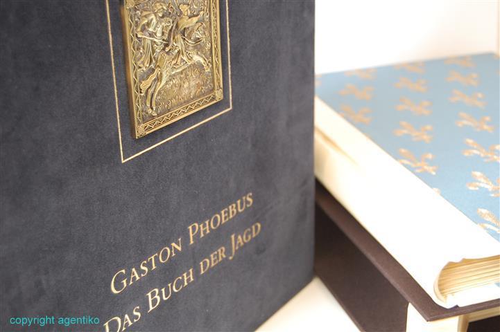 GASTON PHOEBUS * DAS BUCH DER JAGD